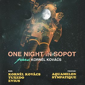 Muzyka klubowa: One Night In Sopot / Kornel Kovacs