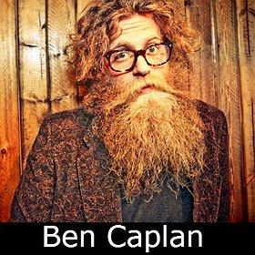 Koncerty: Ben Caplan