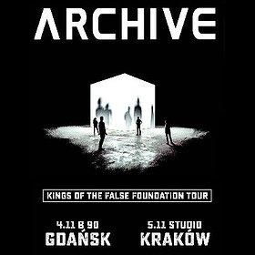 Koncerty: Archive - Kraków