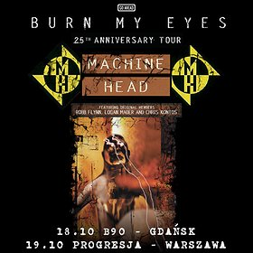 Hard Rock / Metal: Machine Head - Warszawa