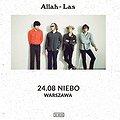 Concerts: Allah-Las, Warszawa