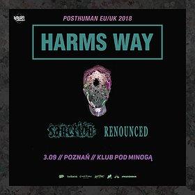 Koncerty: Harms Way