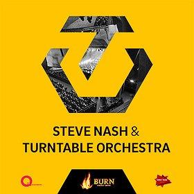 Koncerty: STEVE NASH & TURNTABLE ORCHESTRA TOUR 2017