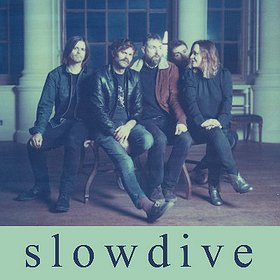 Koncerty: Slowdive