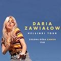 """Daria Zawiałow 'Helsinki Tour"""" - Zielona Góra"""