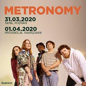Concerts: Metronomy / Warszawa