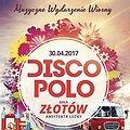 Koncerty: Gala Disco Polo Złotów - Muzyczne wydarzenie wiosny, Złotów