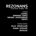 Events: REZONANS V, Sopot