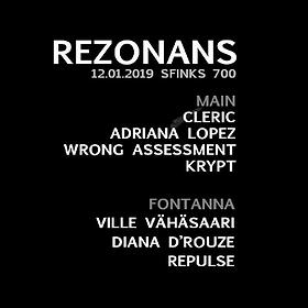 Imprezy: REZONANS V