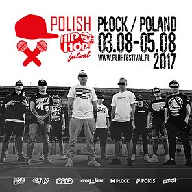 Bilety na POLISH HIP-HOP TV FESTIVAL PŁOCK 2017