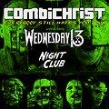 Koncerty: Combichrist / Wednesday 13 - Warszawa, Warszawa