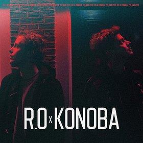 Koncerty: R.O x KONOBA / TORUŃ