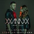 Koncerty: XXANAXX FWRD TOUR, Warszawa