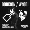 Koncerty: BORIXON I WŁODI w KRAKOWIE, Kraków