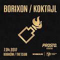 Koncerty: KOKTAJL z BORIXONEM, Kraków