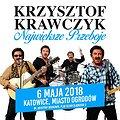 Koncerty: Krzysztof Krawczyk – Największe Przeboje, Katowice