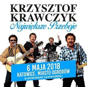 Koncerty: Krzysztof Krawczyk – Największe Przeboje