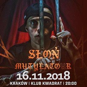 Hip Hop / Reggae: Słoń - Kraków