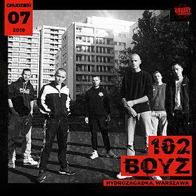 Koncerty: 102 Boyz - Warszawa