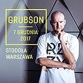 Koncerty: GRUBSON , Warszawa