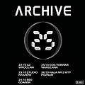 Koncerty: Archive - Kraków, Kraków