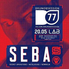 Imprezy: DrumObsession #77 with SEBA