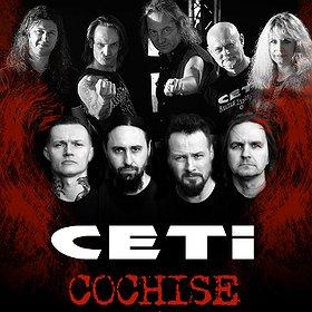 Concerts: CETi + Cochise - Łódź