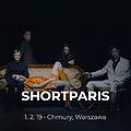 Koncerty: Shortparis, Warszawa