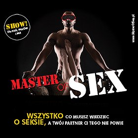 Stand-up: Master of Sex - Wrocław