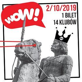 Events: WOW Wielkie Otrzęsiny Wrocławia 2019