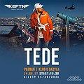 Koncerty: TEDE premiera KEPTN Tour Bulencje, Poznań