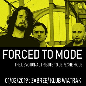 Imprezy: Forced to Mode - Tribute to Depeche Mode