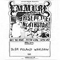 Koncerty: EMMURE, Warszawa