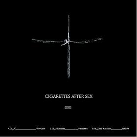 Pop / Rock: Cigarettes After Sex - Kraków
