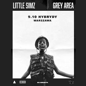 Hip Hop / Reggae: Little Simz - Warszawa