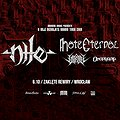 Hard Rock / Metal: Nile, Hate Eternal + supports, Wrocław