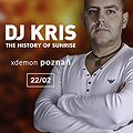 DJ KRIS - The History Of Sunrise // X-Demon Poznań