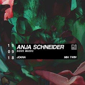 Imprezy: Rocznica otwarcia nowej Tamy: Anja Schneider / Joana / Mia Twin