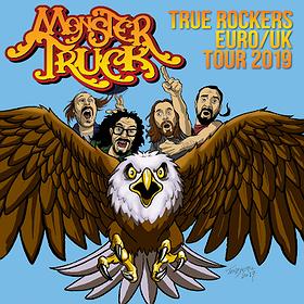Koncerty: Monster Truck