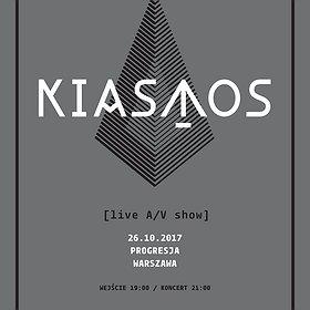 Clubbing: Kiasmos LIVE
