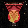 Koncerty: Comeback Kid , Poznań