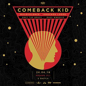 Koncerty: Comeback Kid