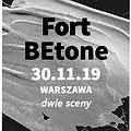 Fort BEtone /w Amotik // Rey&Kjavik // Antonio De Angelis
