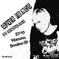 Koncerty: Oliver Francis, Warszawa