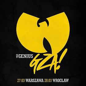 Koncerty: Wu-Tang Clan: GZA @Warszawa, Progresja