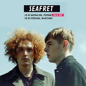 Koncerty: Seafret - Warszawa