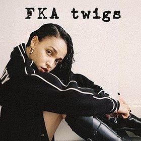 Koncerty: FKA Twigs