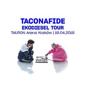 Concerts: Taconafide (Taco x Quebo): Ekodiesel Tour - Kraków