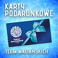 Termy Maltańskie - Karty Podarunkowe***