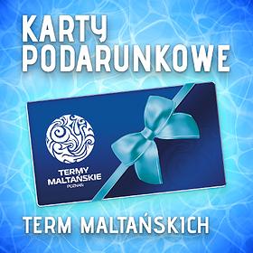 Recreation: Termy Maltańskie - Karty Podarunkowe***